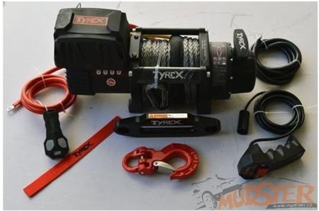 Tyrex 8000SP Kompaktowa Wciągarka linowa syntetyczna (1)