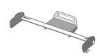 HD podstawa wyciągarki dla Dacia Duster (2)