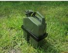 Mudster bagażnik/uchwyt na kanister do montażu na koło zapasowe wraz z kanistrem (3)