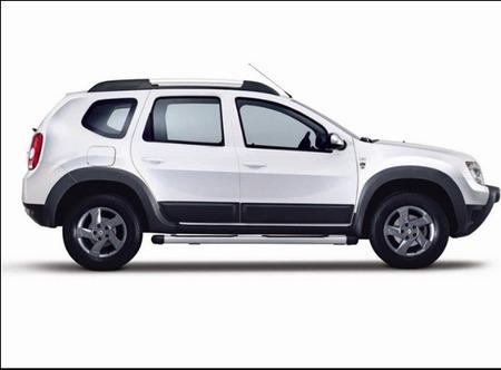 Dacia Duster 2010 - 2017 zestaw do ochrony skrzydeł i drzwi (1)