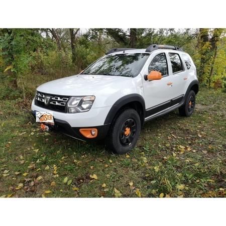 Dacia Duster 4x4 1.5 Diesel Mudster edition (1)