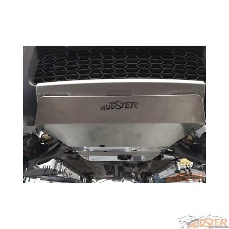 Silnik, skrzynia biegów i zderzak aluminiowa osłona 5 mm (1)