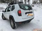 Tylne światła LED Dacia Duster (1)