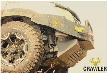 Crawler Przedni Aluminiowy Zderzak (1)