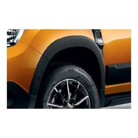 Dacia Duster 2018+ zestaw do ochrony skrzydeł i drzwi (1)