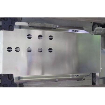 Aluminiowa osłona dla EGR / DPF / Katalizator (1)