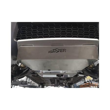 Silnik, skrzynia biegów i zderzak aluminiowa osłona 6 mm (1)