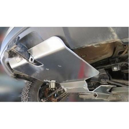 Hak i ostatnia cześć tłumika aluminiowa osłona 2014 - obecnie (1)